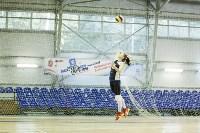 Тульские волейболистки готовятся к сезону., Фото: 21