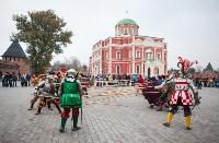 Средневековые маневры в Тульском кремле. 24 октября 2015, Фото: 112