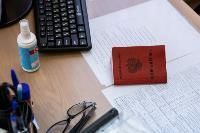 Экспресс-тест на covid-19, маски и социальная дистанция: В Туле первых призывников отправили в армию, Фото: 10