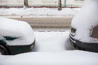 Последствия снежного циклона в Туле, Фото: 68