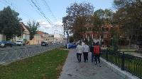 ДТП у Пушкинского сквера, Фото: 1