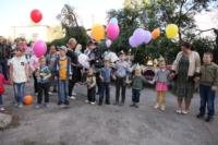 Праздник для переселенцев из Украины, Фото: 44