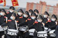 В Туле прошла первая репетиция парада Победы: фоторепортаж, Фото: 14