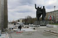 Ремонт площади Победы, Фото: 18