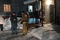 В здании противотуберкулезного диспансера  в Петелино произошло задымление, Фото: 3