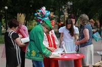 В Туле прошел флешмоб «Читающий парк», Фото: 5