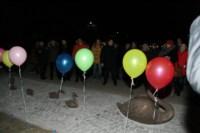 """Открытие скульптуры """"Лебединое озеро"""" в Центральном парке, Фото: 3"""
