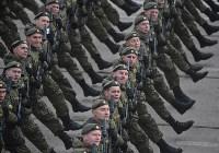 Репетиция Парада Победы в подмосковном Алабино, Фото: 118