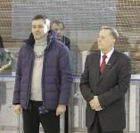 «Матч звезд» по следж-хоккею в Алексине, Фото: 8