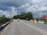 Ремонт Баташевского моста продлится до сентября, Фото: 11