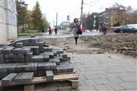 Ремонт тротуаров к Эстафете Олимпийского огня, Фото: 11