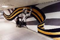 Граффити в подземном переходе на ул. Станиславского/2. 14.04.2015, Фото: 2