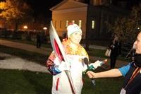 Этафета олимпийского огня. Площадь Ленина, Фото: 19