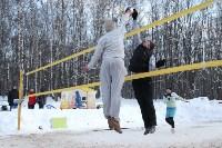 III ежегодный турнир по пляжному волейболу на снегу., Фото: 83