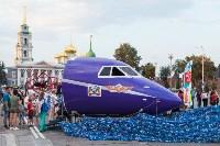 В Туле прошло шоу «летающих людей». Фоторепортаж, Фото: 13