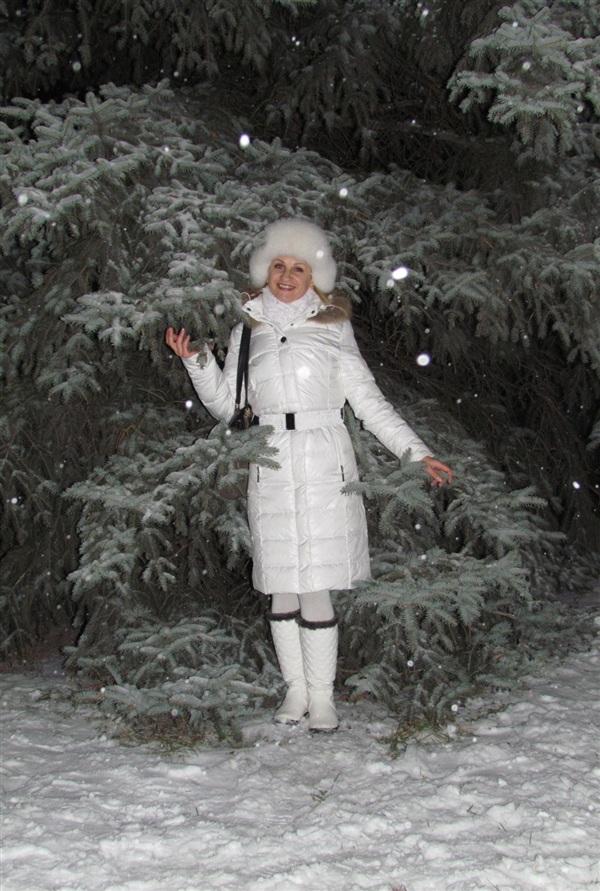 Эх, зимушка-зима, зима снежная была)))