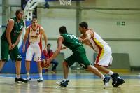 Тульские баскетболисты «Арсенала» обыграли черкесский «Эльбрус», Фото: 43