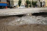 Проспект Ленина затопило, Фото: 4