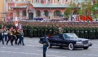 Тульская делегация побывала на генеральной репетиции парада Победы в Москве, Фото: 6