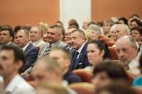 Юрий Андрианов поздравил тульских железнодорожников с профессиональным праздником, Фото: 12