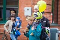 В Туле прошел большой велопарад, Фото: 190
