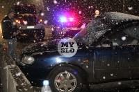 В ДТП на М-2 в Туле пострадали четыре человека, Фото: 12