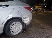 В Туле у трамвая отвалилось колесо и в него врезалась легковушка, Фото: 8