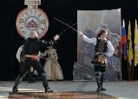 В музее оружия показали театральное шоу, Фото: 23
