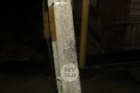 На улице Пролетарской столб падает на газовую трубу, Фото: 7