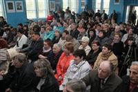 7 мая Владимир Груздев посетил Арсеньевский район, Фото: 5