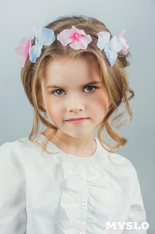 Шатова Анна-Матильда 6 лет