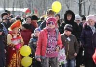 В Центральном парке празднуют Масленицу, Фото: 28