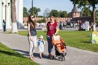 В Туле открылось новая молодежная площадка «Газон». Фоторепортаж, Фото: 30