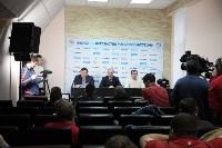Брифинг руководстав ПФК «Арсенал» с СМИ Тулы, Фото: 3