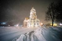 В Туле ночью бушевал буран, Фото: 33