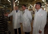 Алексей Дюмин посетил фабрику «Ясная Поляна», Фото: 5