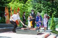 В Советске открыли мемориал, Фото: 32