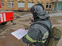 Учения МЧС: В Тульской областной больнице из-за пожара эвакуировали больных и персонал, Фото: 31
