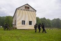 В Туле спецподразделения ОМОН и СОБР провели учения, Фото: 10