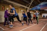 Юные туляки готовятся к легкоатлетическим соревнованиям «Шиповка юных», Фото: 9