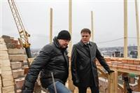 Реконструкция Тульского кремля. Обход 31 марта, Фото: 7