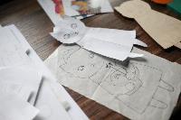 Тульская художница создает уникальные куклы из дерева, Фото: 5