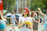 В Туле прошел фестиваль красок и летнего настроения, Фото: 57