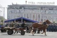 Генеральная репетиция парада Победы в Туле, Фото: 60