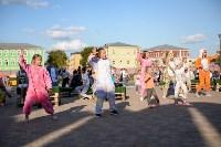 На тульском «Газоне» прошла пижамная вечеринка, Фото: 7