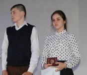 Тульским школьникам торжественно вручили паспорта, Фото: 5