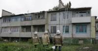 Восстановление домов в селе Воскресенское после урагана. 2.07.2014, Фото: 2