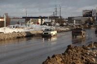 Потоп на ул. Рязанской и Восточном обводе, Фото: 2