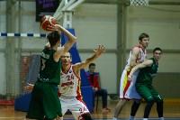 Тульские баскетболисты «Арсенала» обыграли черкесский «Эльбрус», Фото: 69