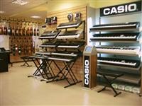 Бастон, магазин музыкальных инструментов, Фото: 1